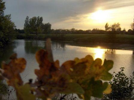 Lac de L'Union en automne
