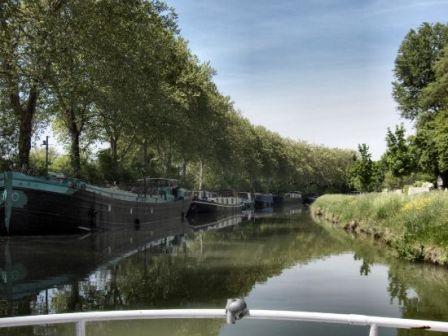 0 Péniches, escapade fluviale canal du midi