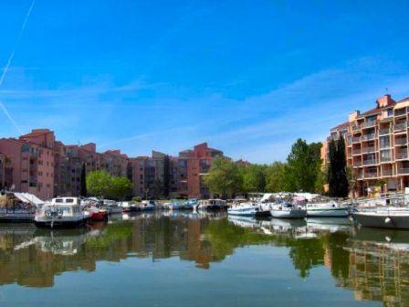 1 - Port Sud, escapade fluviale canal du midi